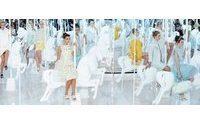 Louis Vuitton запускает карусель цвета сахарной ваты
