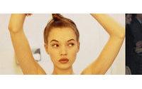 Los inicios de Kate Moss