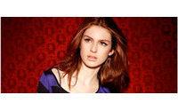 La joven modelo británica Tali Lennox ficha por Mango para este otoño