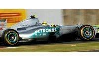 Puma, Mercedes-Benz ile Formula 1'de