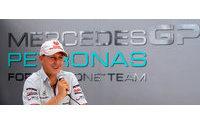 Mercedes GP firma un acuerdo con Puma a partir de 2012