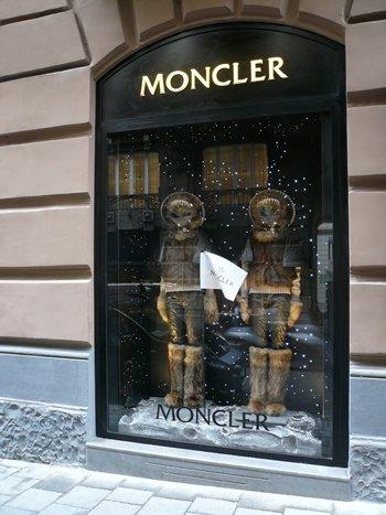 rivenditori moncler napoli