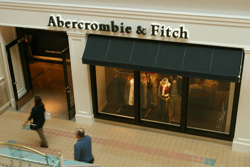 Abercrombie Tienda Madrid