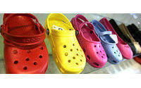 Crocs to run fewer holiday season promotions