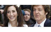 Vestido da esposa de McCartney foi inspirado na Duquesa de Windsor
