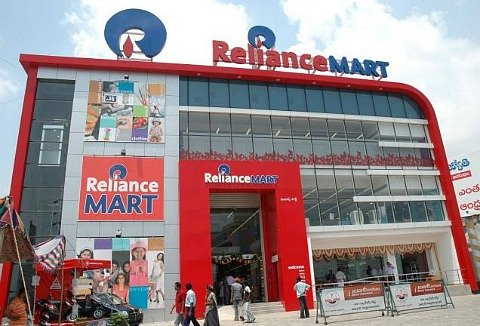 Reliance Retail, Wal-Mart
