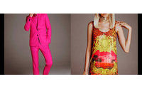 Versace for H&M(ルックブック編)、2011-12秋冬の最新コレクション