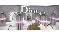 Dior shows its collections in 3D