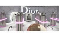 Dior mücevherlerini 3. boyuta taşıyor