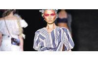 [伦敦时装周2012春夏系列]Vivienne Westwood Red Label 爱的形式