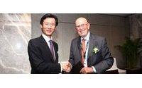 中国服装协会与意大利时尚协会签署战略合作协议