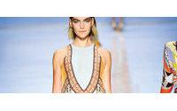[米兰时装周2012春夏系列]Etro 裙装盛会
