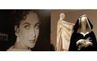 Las prendas y joyas de Elizabeth Taylor se expondrán en diciembre en N.York
