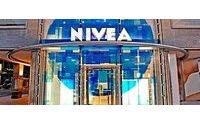 Beiersdorf-Gewinn von Umbau und Nivea-Kampagne belastet