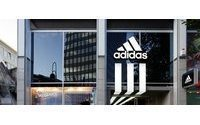 Adidas sees further growth next yr, paper
