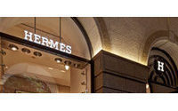 French luxury brand Hermes says set for record 2011 sales