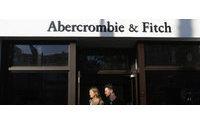 Abercrombie & Fitch aumenta un 22% sus ventas en los nueve primeros meses de su ejercicio fiscal