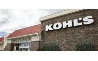 Kohl's margins steady, expects holiday gains