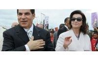 Tunisian ex-leader's wife had 1,000 shoes: report