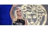 Versace returns to Paris haute couture shows