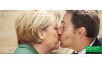 Umstrittene Küsse: Benetton-Kampagne sorgt für Wirbel
