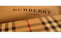 Burberry gana un 41% más en su primer semestre y abandona las pérdidas en España