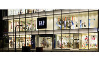 Gap shares a value play despite drab sales