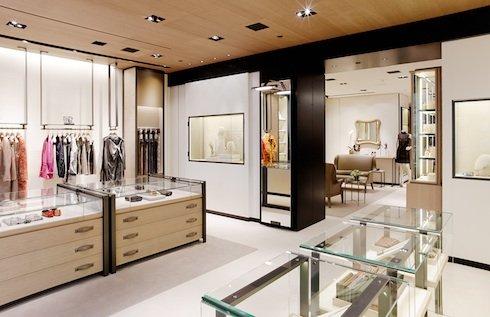 Bottega veneta si dota di un concept di negozio pi mirato - Mobili bottega veneta ...