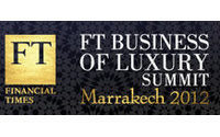 FT Luxury Summit: dates and theme announced