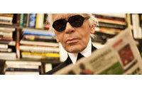 """Karl Lagerfeld acepta el puesto de redactor en jefe del diario gratuito """"Metro"""""""