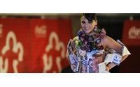Recycle this: Bolivian turns waste into high fashion
