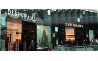 Debenhams откроет в России первый магазин