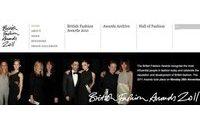 英BFAデザイナー・オブ・ザ・イヤー2011は「マックイーン」サラ