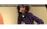 Marni firma una collezione per la prossima primavera per H&M