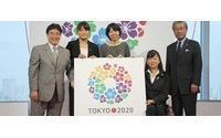 "Tokyo's 2020 bid turns to ""flower power"""
