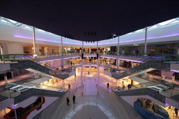 morocco mall un centro xxl notizie distribuzione 219237. Black Bedroom Furniture Sets. Home Design Ideas