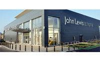 John Lewis sales up 10.5 pct so far this week