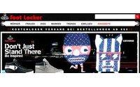 Foot Locker stattet Europa mit mehr E-Shops aus