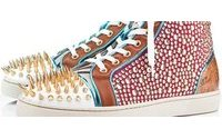 Christian Louboutin lançou um preview dos Sneakers