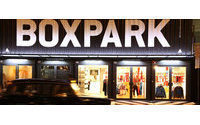 Pop-up shopping centre Boxpark opens in London
