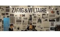 Zadig & Voltaire открылись в Риме и Москве, на очереди – Германия