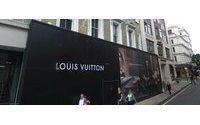 LVMH's Arnault eyes 300 mln stg Bond St stores