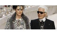 Карл Лагерфельд представил новую коллекцию Chanel Métiers d'Art