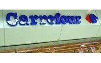 Carrefour schwächelt im Weihnachtsgeschäft - pessimistischer für Gewinn