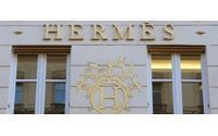 Hermes Q1 sales rise as Asia strong