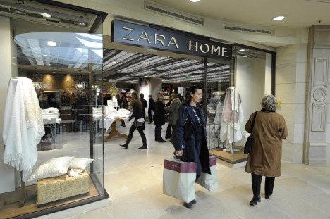 el proyecto de zara en los champs elys es ser estudiado el 21 de diciembre noticias. Black Bedroom Furniture Sets. Home Design Ideas