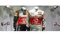Leilão dos uniformes da McLaren