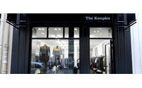 The Kooples envisions itself on the American continent