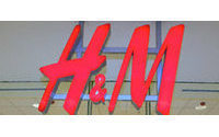 H&M same-store sales fall for third month in Nov