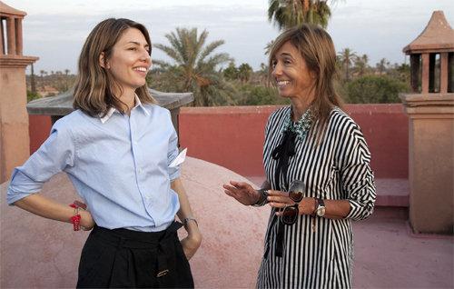 H&M, Sofia Coppola, Marni